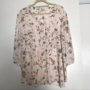 EUC women's blouse